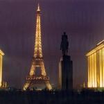 008. Parijs - bij nacht