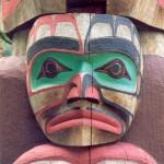 020. totem - Stanley Park, Vancouver