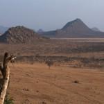 005. zon boven Tsavo