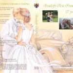 bruiloft - Arie Frans en Bianca
