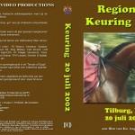 Arabian horses - Regional Judgement - Tilburg (NL) 2002