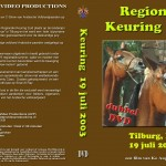 Arabian horses  - Regional Judgement - Tilburg (NL) 2003