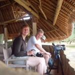 009. crew at Ithumba (photo Betty Lou Luyken)