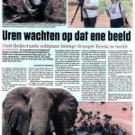 Algemeen Dagblad (HW editie) - 22 jul 2011 - oplage: 35.798
