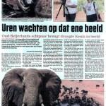 Algemeen Dagblad (HW edition) (2nd largest Dutch general newspaper)- 22 Jul 2011 - range: 35.798