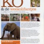 Doelbewust Extra - dec 2013  - bijlage in Margriet, Flair, Kek Mama, Ouders van Nu, Zin - oplage: 652.200