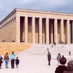008. Ankara - mausoleum Ataturk