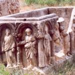 009. Aphrodisias - necropolis