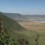 027. Ngorongoro crater