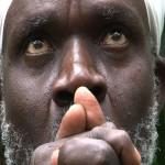 076. Wilberforce Okeka in action