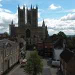 001. Lincoln Cathedral