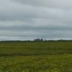 081. Stonehenge verrijst boven de vlakten van Salisbury