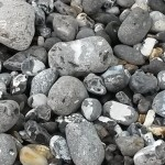 109. pebbles