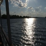 001. Zambezi river