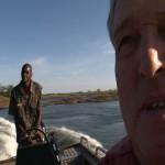 004. rapids in Zambezi river