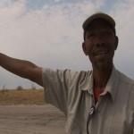"""104. """"Shoes"""" the Bushman tracker"""