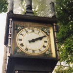 004. steam clock in Gastown, Vancouver