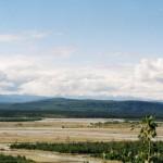 009. noord naar Fairbanks