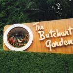 015. Butchart Gardens
