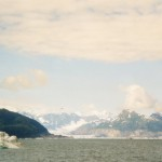 024. Columbia gletscher