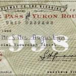061. White Pass ticket