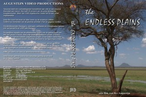DVD cover Endless Plains